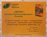 Certyfikat TRESKO